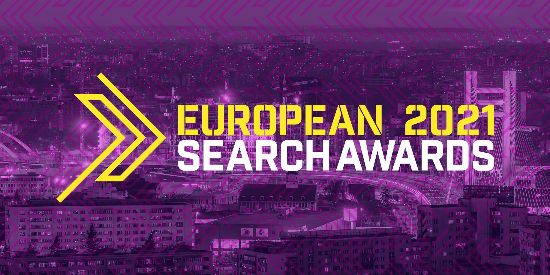 2021 Winners | European Search Awards